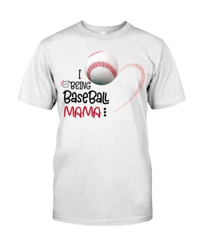 Baseball I Being Baseball Mama