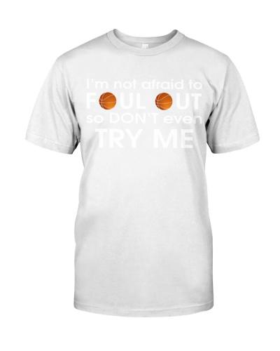Basketball Try me