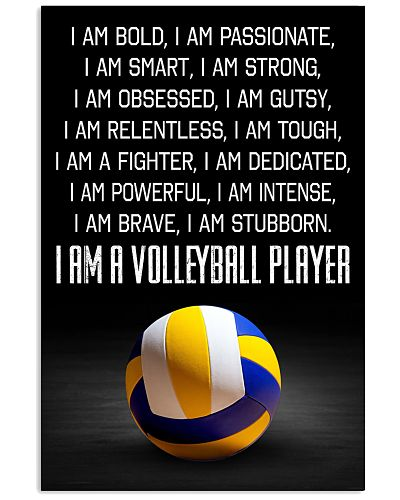 I'm A Volleyball Player