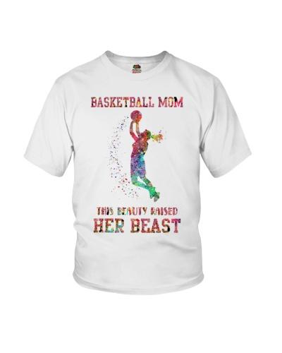 Basketball This Beauty Raised Her Beast