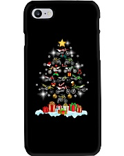 Motorcycle Christmas Phone Case thumbnail