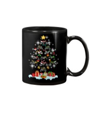 Motorcycle Christmas Mug thumbnail