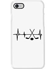 Hockey Hearbeat Phone Case thumbnail