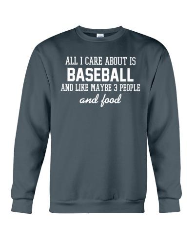 Baseball all i care