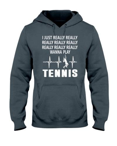 I Just Really Wanna Play Tennis