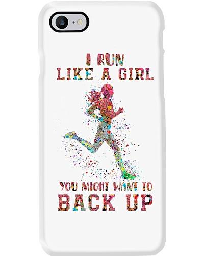 Running I Run Like A Girl