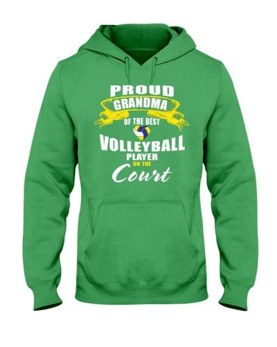 Volleyball - Pround Grandma