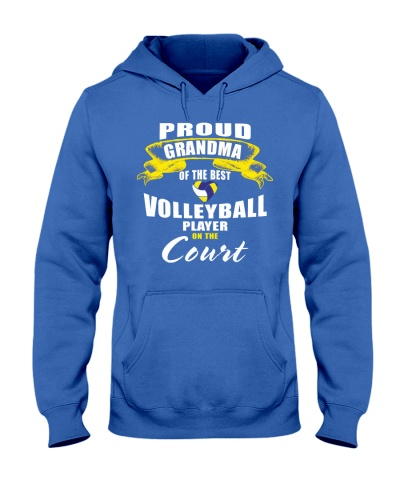 Volleyball - Pround Grandma
