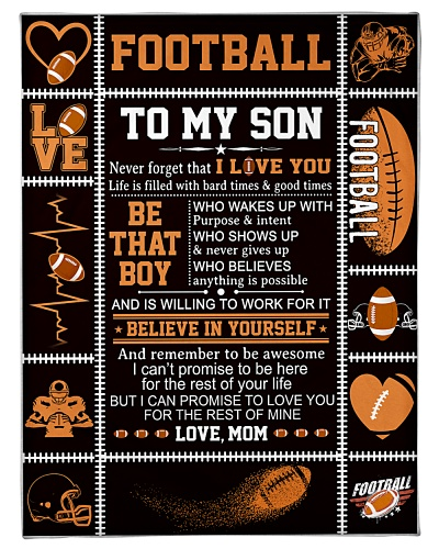 Football Funny Be That Boy Graphic Design