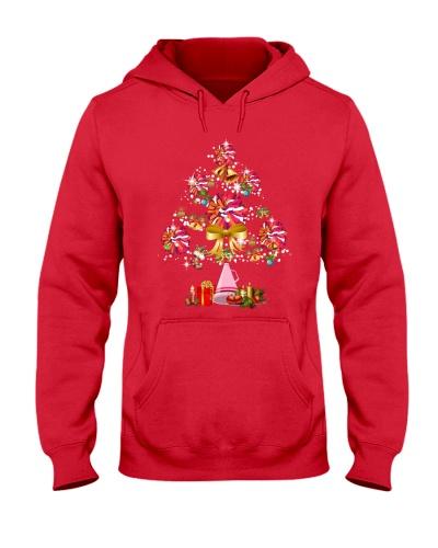 Cheerleading Christmas Tree