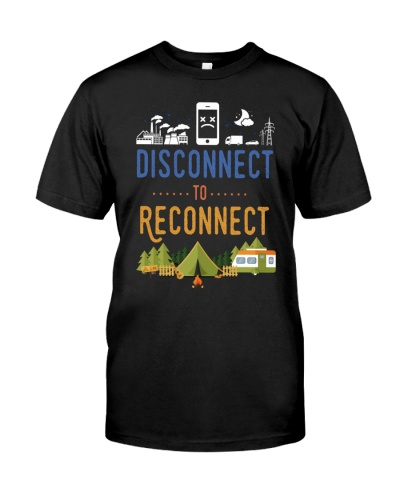 Camping to Reconnect
