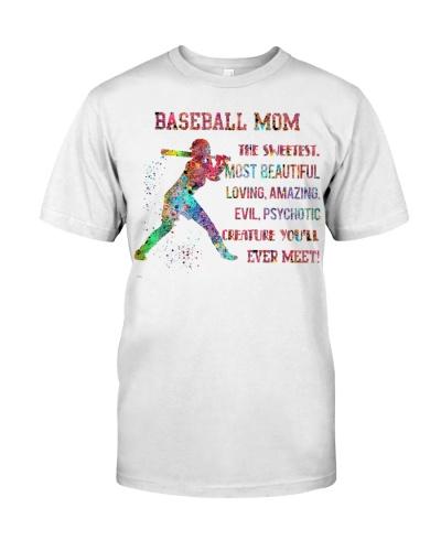 Baseball Creature You'll Ever Meet