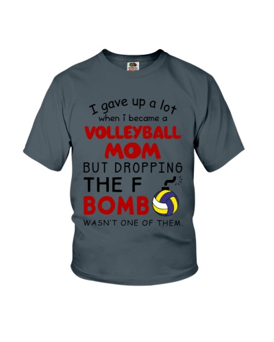 I Gave Up A Lot When I Became A Volleyball Mom