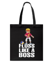 Volleyball Floss Like A Boss Tote Bag tile