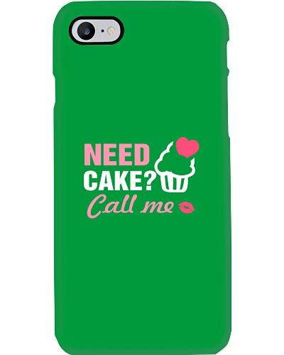 Baker- Need cake call me