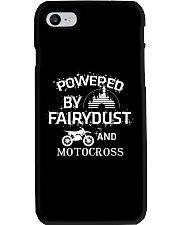 Powered By Motocross Phone Case thumbnail