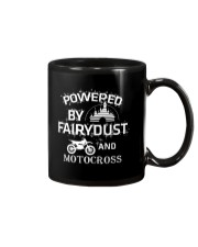Powered By Motocross Mug thumbnail