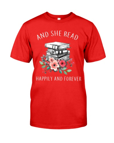 Read Books and Happy