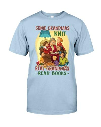Books Some Grandmas Knit