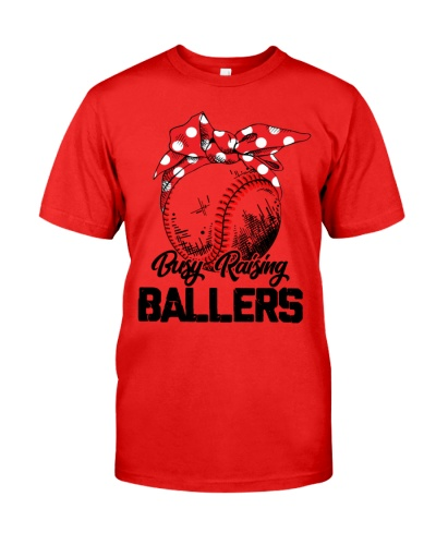 Baseball Busy Raising Ballers