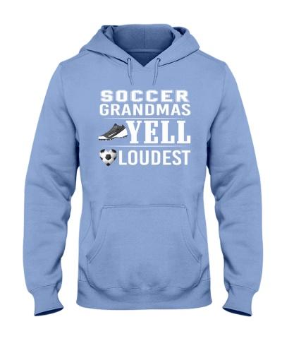 Soccer Moms Yell Loudest