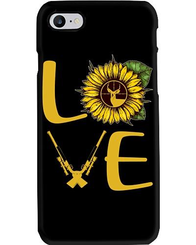 Hunting Love Sunflower