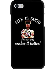 Photography Makes it Better Phone Case tile
