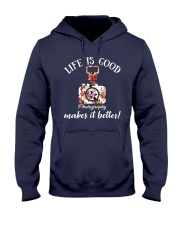 Photography Makes it Better Hooded Sweatshirt thumbnail
