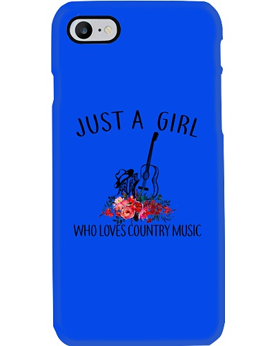 Country Music - Just A Girl