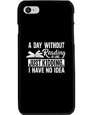 BOOK - JUST KIDDING Phone Case thumbnail