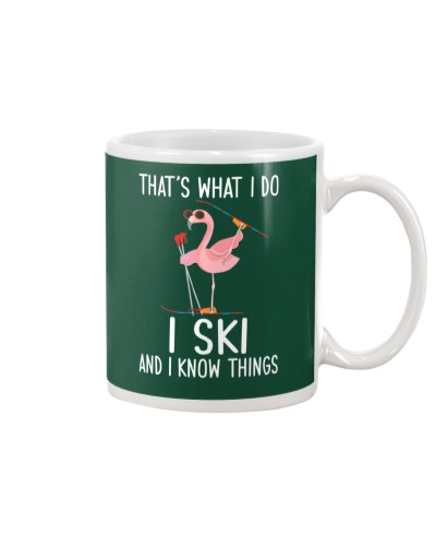 I Ski And I Know Things