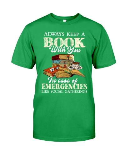Books Always Keep A Book
