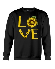 Camping Love Crewneck Sweatshirt tile