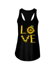 Camping Love Ladies Flowy Tank thumbnail