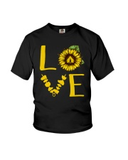 Camping Love Youth T-Shirt thumbnail