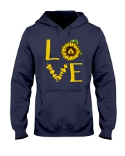 Camping Love Hooded Sweatshirt thumbnail