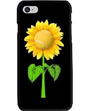 Tennis Beauty Sunflower  Phone Case thumbnail