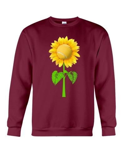 Tennis Beauty Sunflower
