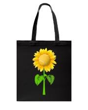Tennis Beauty Sunflower  Tote Bag thumbnail