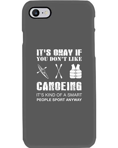 Canoeing Sport Anyway