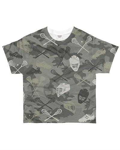 Lacrosse Camouflage