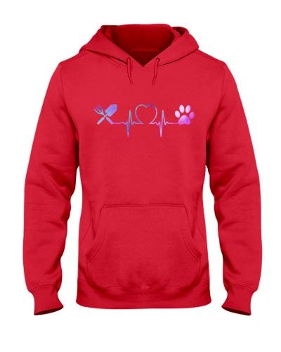 Gardening Dog Heartbeat