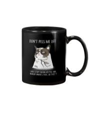 Cats--Don't Piss Me Mug thumbnail