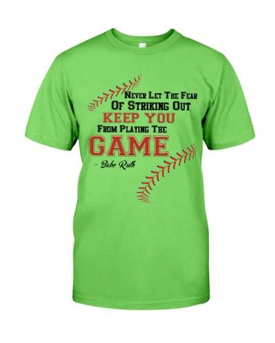 Baseball Fear