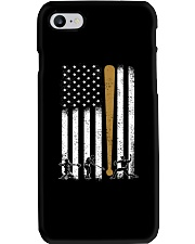 Baseball Flag America Phone Case thumbnail