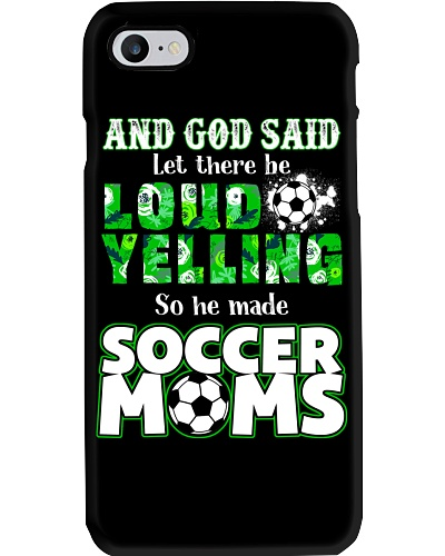 God Made Soccer Moms