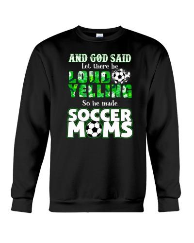 God Made Soccer Moms