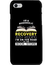 I'm a bookaholic Phone Case thumbnail