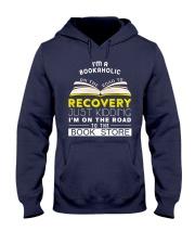 I'm a bookaholic Hooded Sweatshirt thumbnail