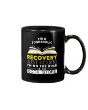 I'm a bookaholic Mug thumbnail